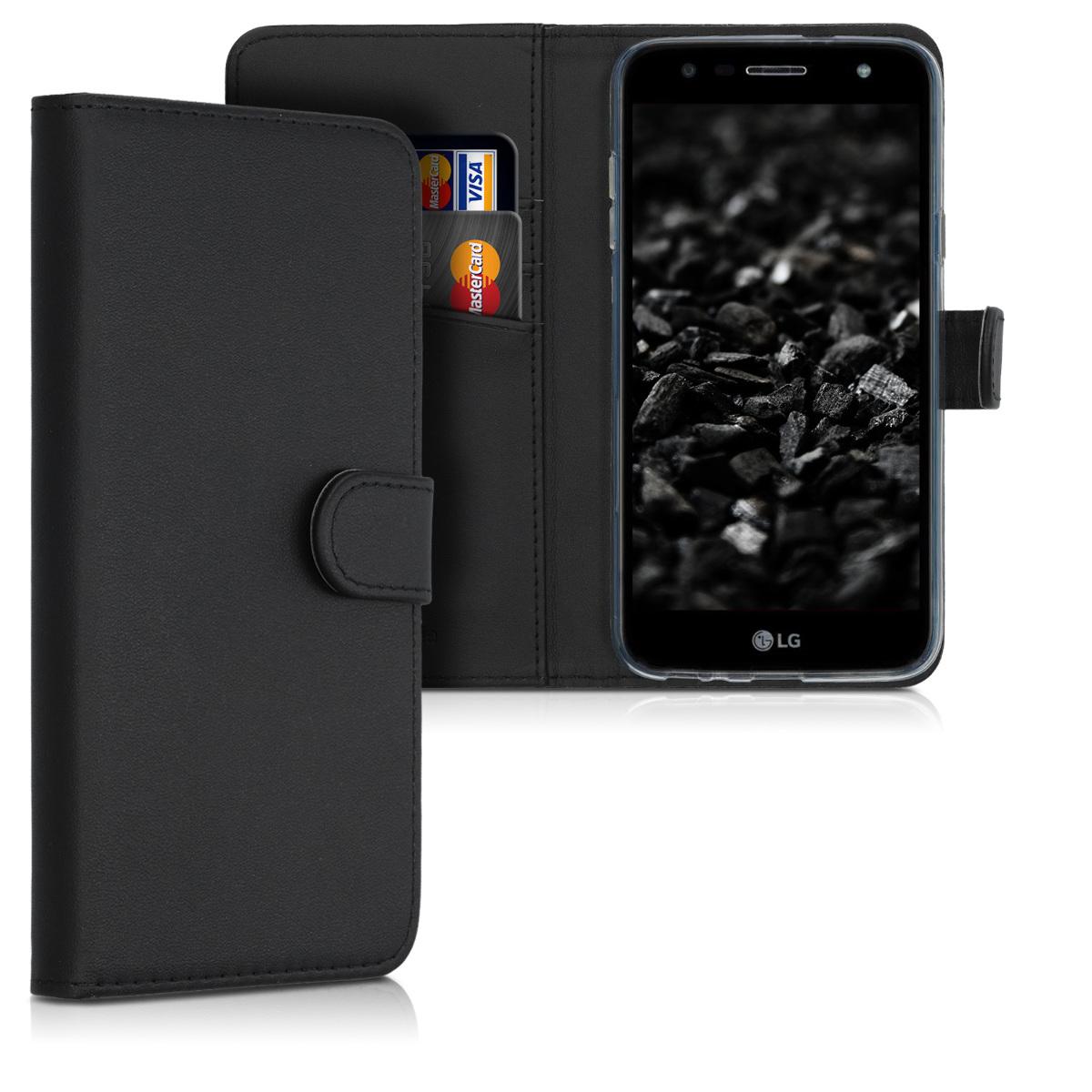 KW Θήκη Πορτοφόλι LG X power 3 - Black (49885.01)