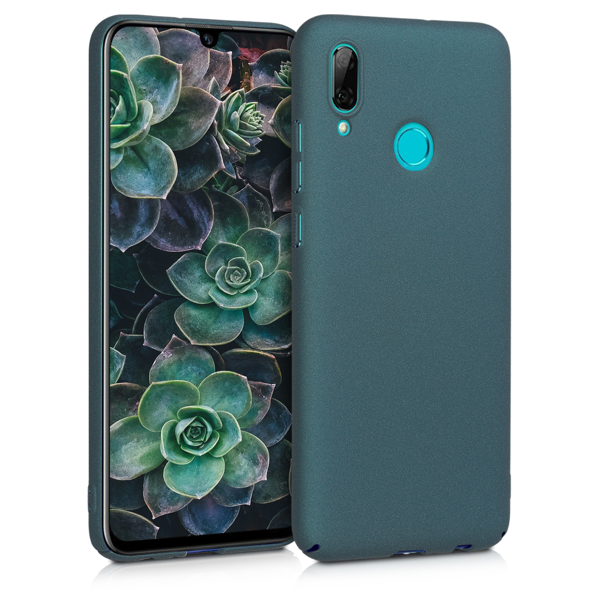 KW Σκληρή Θήκη Huawei P Smart 2019 - Metallic Teal (50029.14)