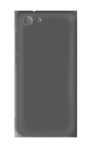Ultra Thin Θήκη Σιλικόνης MLS Fashion 8C 4G - Transparent Black (32.ML.500.035)