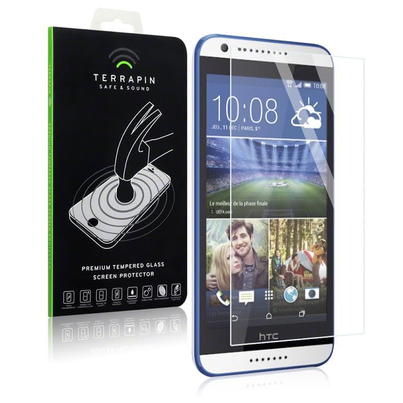 Terrapin Tempered Glass - Αντιχαρακτικό Γυαλί Οθόνης HTC Desire 620 (006-028-149)