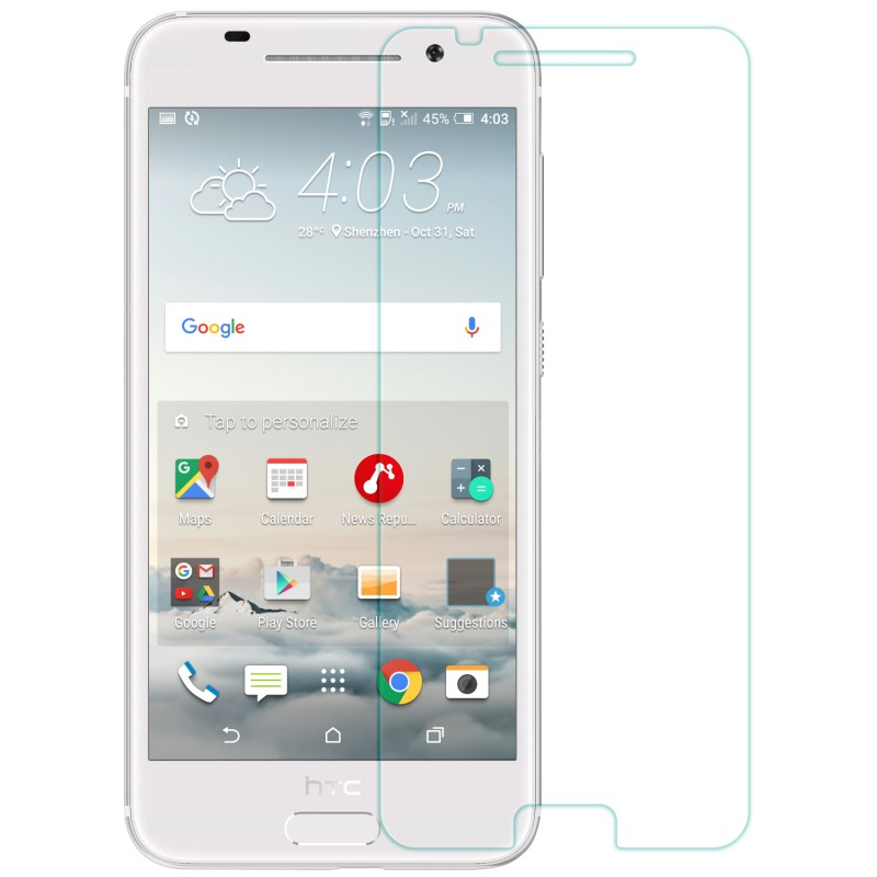 Tempered Glass Αντιχαρακτικό Γυάλινο Screen Protector HTC One A9 (016-028-900) - OEM