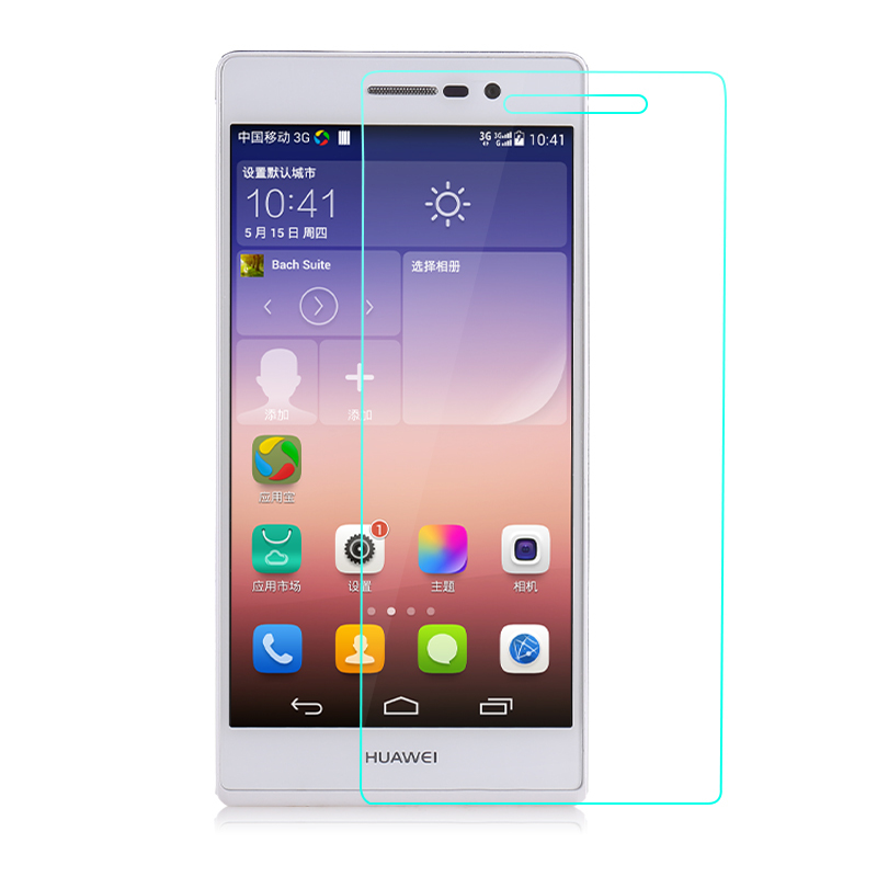 Tempered Glass - Αντιχαρακτικό Γυαλί Οθόνης Huawei Ascend P7 - OEM (016-083-007)