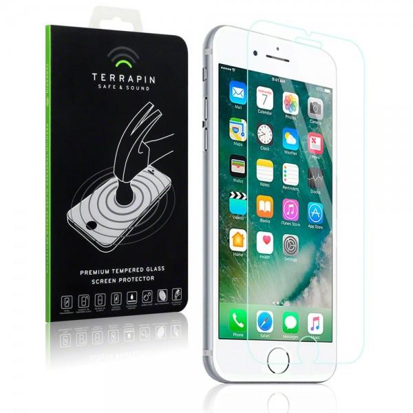 Terrapin Tempered Glass - Αντιχαρακτικό Γυάλινο Screen Protector iPhone 8 Plus / iPhone 7 Plus (006-123-004)