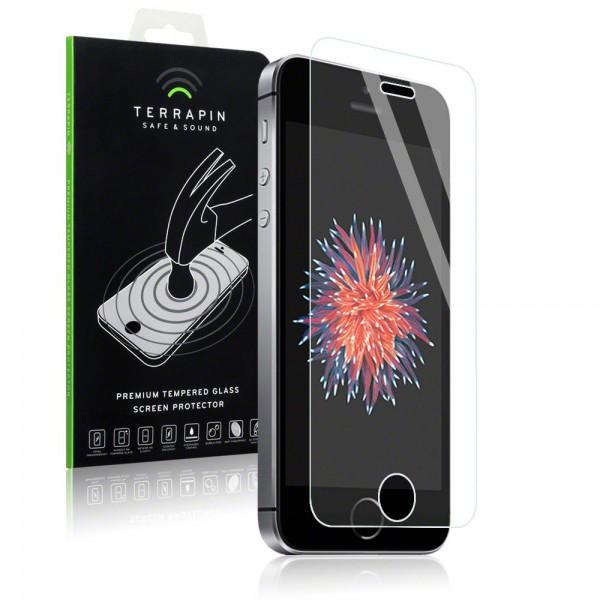 Αντιχαρακτικό Γυάλινο Screen Protector iPhone SE/5S/5 by Terrapin (006-120-004)