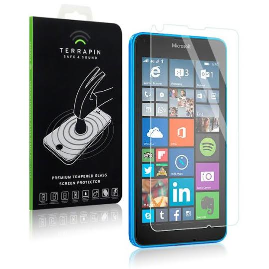 Αντιχαρακτικό Γυάλινο Screen Protector Microsoft Lumia 640 by Terrapin (006-116-017)