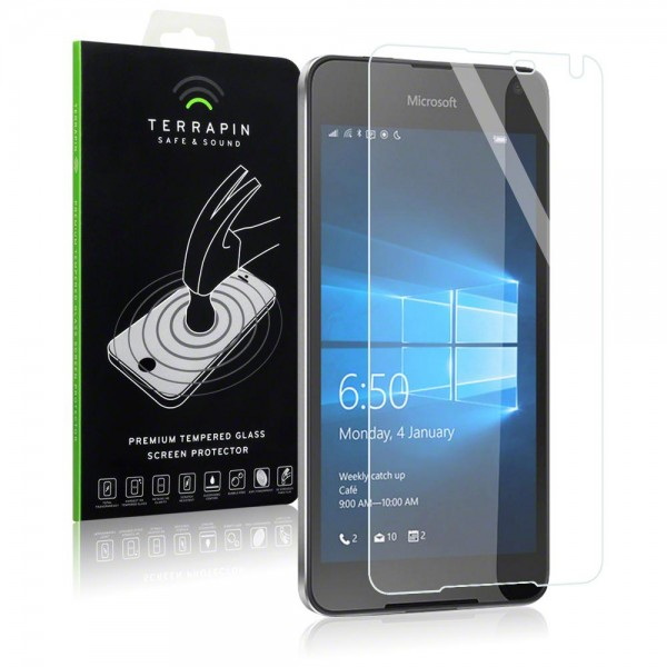 Terrapin Tempered Glass - Αντιχαρακτικό Γυαλί Οθόνης Microsoft Lumia 650 (006-116-036)