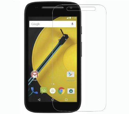 Αντιχαρακτικό Γυάλινο Screen Protector Motorola Moto E 2nd Gen - OEM (016-003-003)
