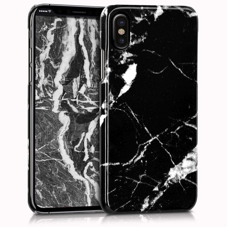 KW Σκληρή Θήκη iPhone Χ / XS - Marble (42503.01)