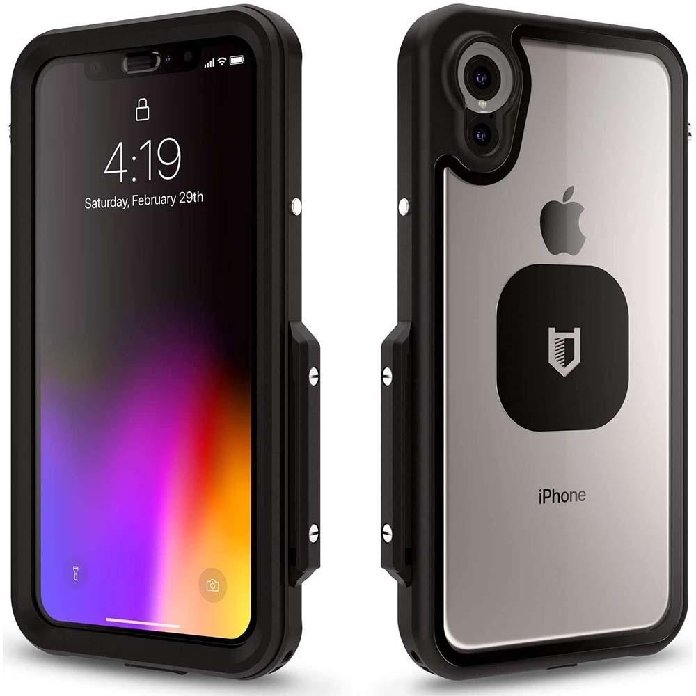 Hitcase Pro Αδιάβροχη Ανθεκτική Θήκη iPhone XS Max - Black (HC70400)
