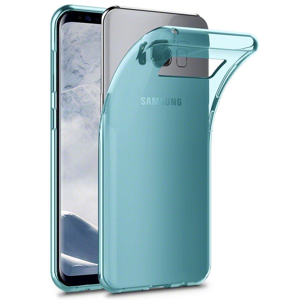 Terrapin Θήκη Σιλικόνης Samsung Galaxy S8 - Blue (118-002-608)