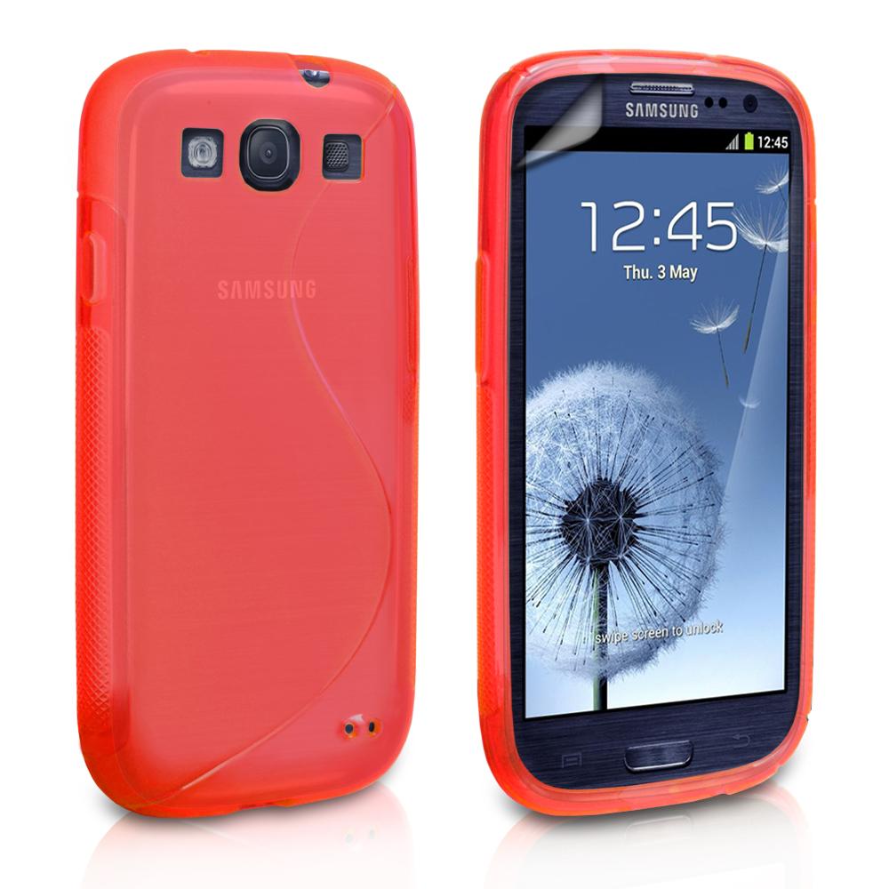Ημιδιάφανη Θήκη Samsung Galaxy S3/S3 Neo by Caseflex (Z673)