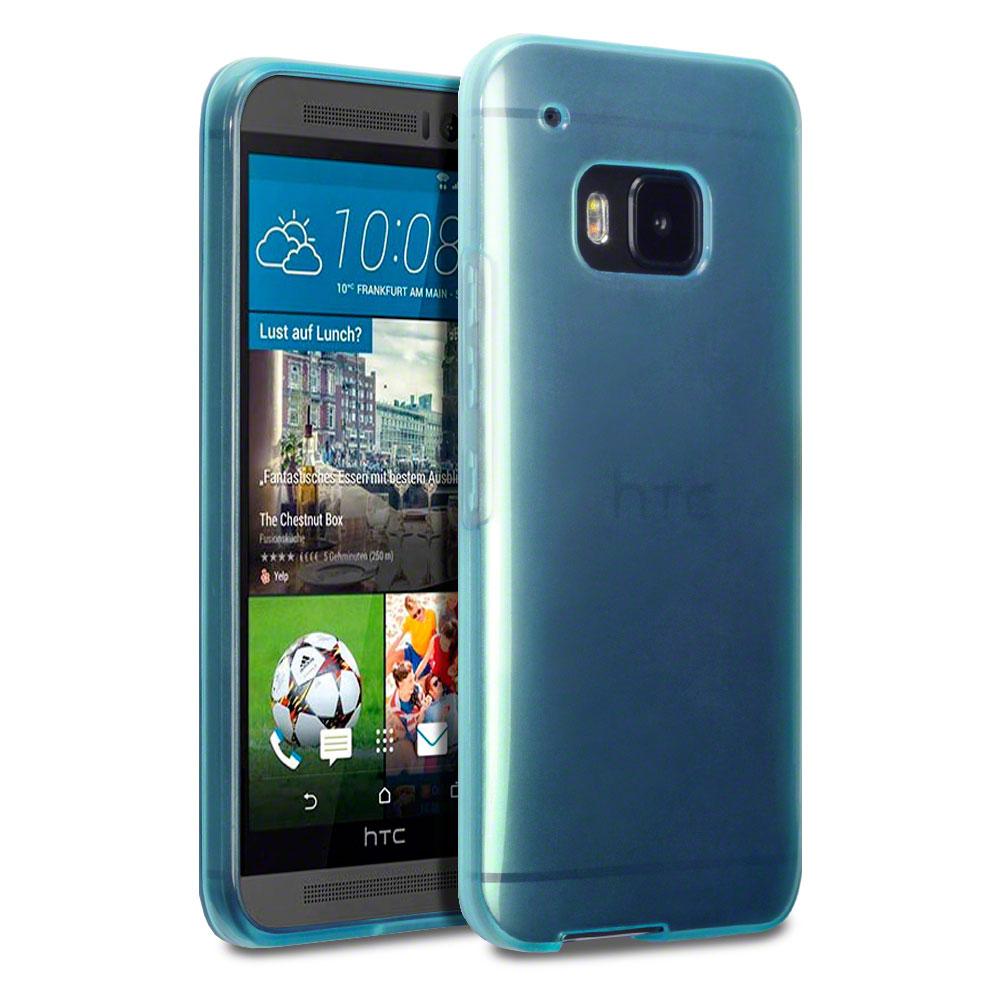 Ημιδιάφανη Θήκη HTC One M9 by Terrapin (118-028-234)