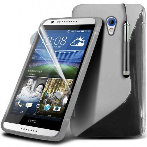 Ημιδιάφανη Θήκη HTC Desire 820 (018-028-820) - OEM θήκες κινητών
