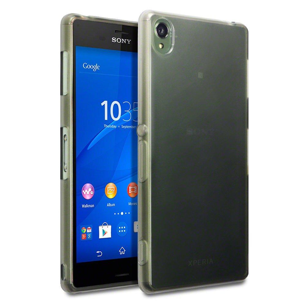 Ημιδιάφανη Θήκη Sony Xperia Z3+/Z4 by Terrapin (118-005-225)