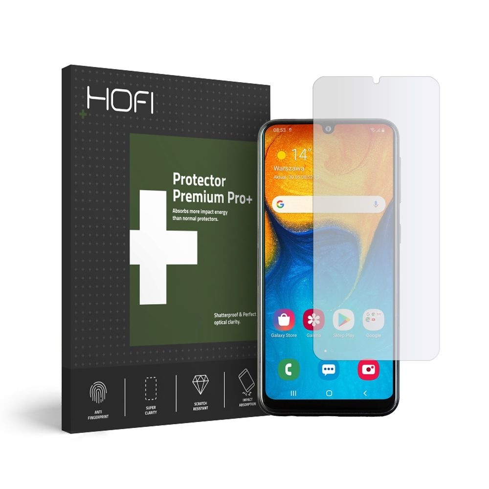 Hofi Premium Tempered Glass Pro+ Samsung Galaxy A20e (58873)