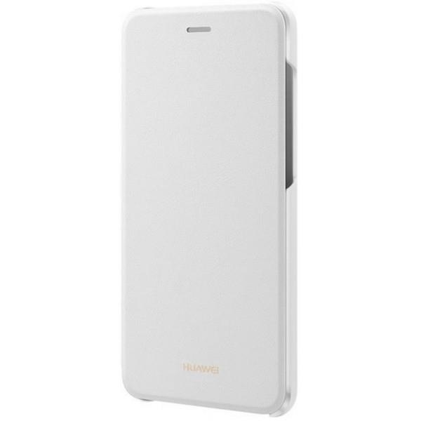 Official Flip Cover Huawei P8/P9 Lite 2017 - White (51991959)