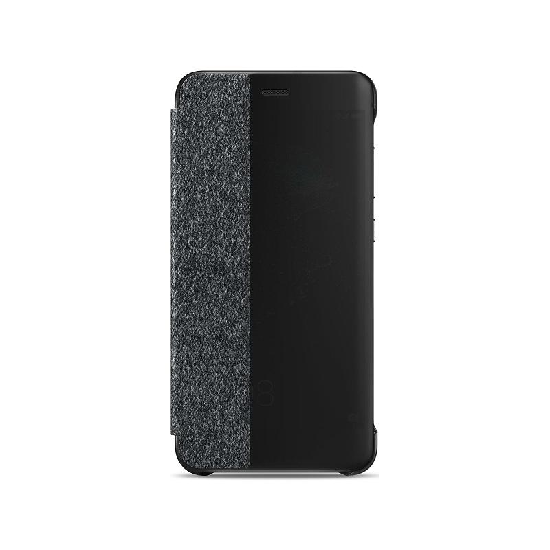 Official Smart View Flip Cover - Θήκη Huawei P10 Lite - Light Grey (51991907)