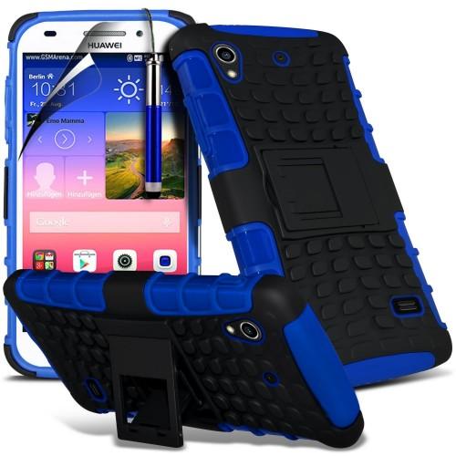 Ανθεκτική Θήκη Huawei P9 - Μπλε (9747) - OEM