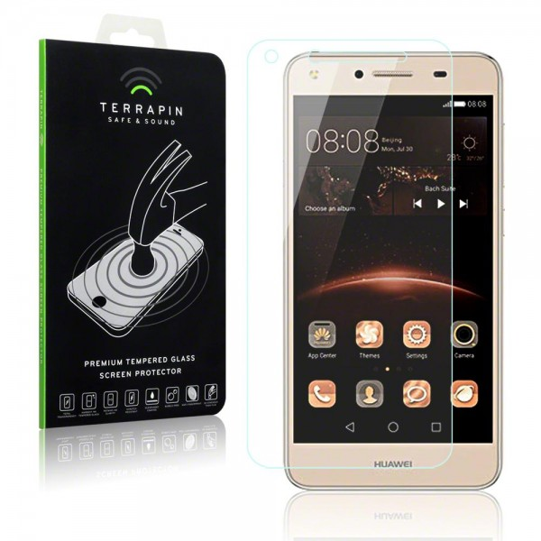 Terrapin Tempered Glass - Αντιχαρακτικό Γυάλινο Screen Protector Huawei Y5II (006-083-050)