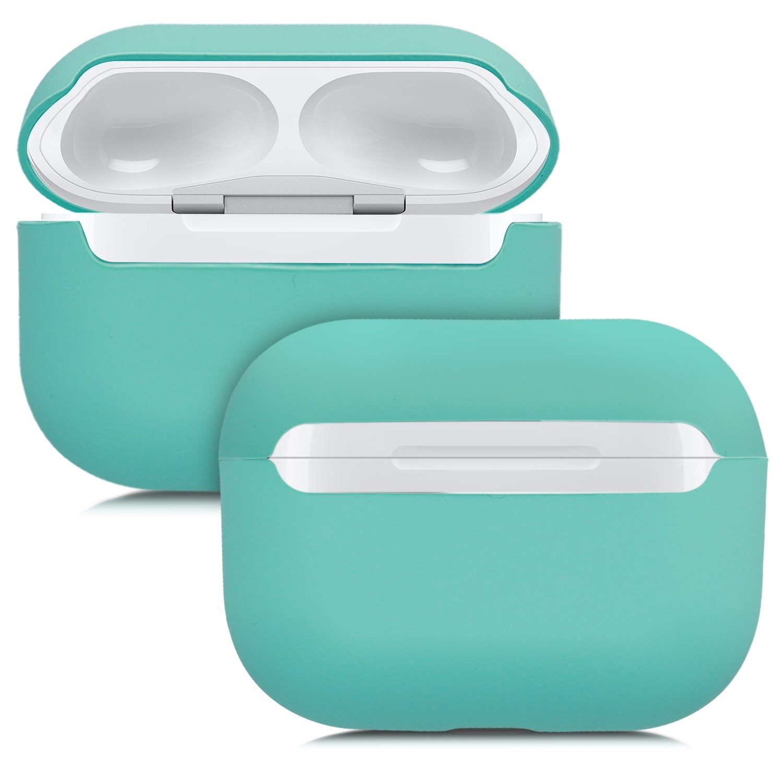 KW Θήκη Σιλικόνης για Apple AirPods Pro - Mint (50937.71)