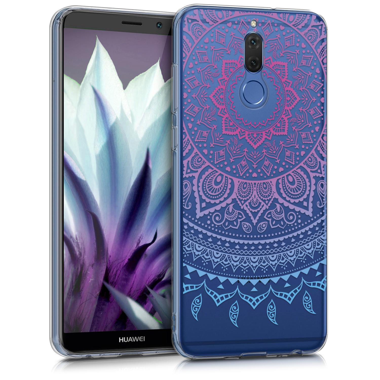 KW Θήκη Σιλικόνης Huawei Mate 10 Lite  - Design Indian Sun (43292.01)