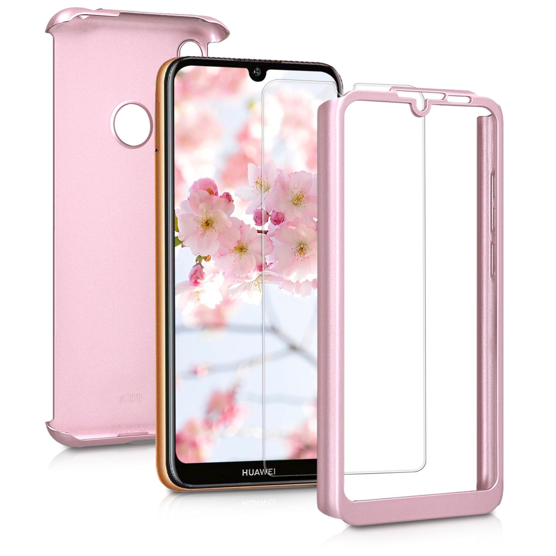 KW Θήκη Full Body Huawei Y6 2019 - Pink (48128.31)