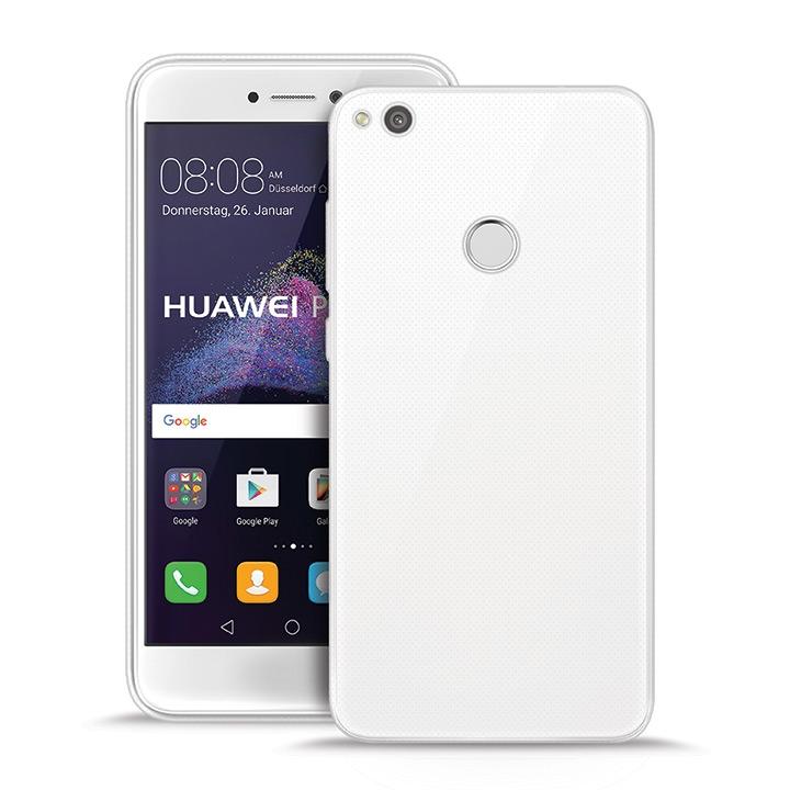 Puro Ultra Slim Θήκη Σιλικόνης Huawei P8/P9 Lite 2017 - Transparent (HWP8LITE1703NUDETR)