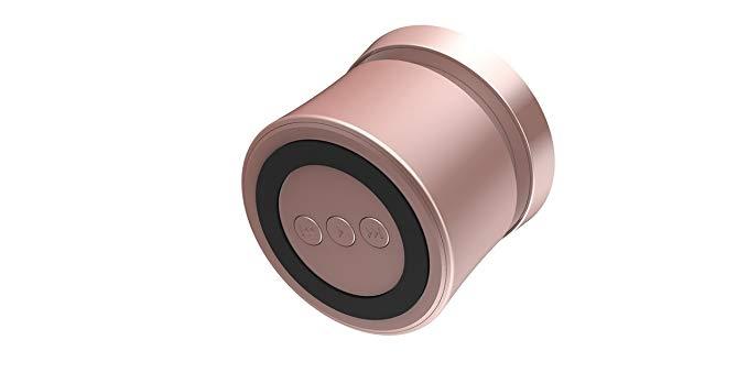 iFrogz CODA Wireless Speaker - Ασύρματο Bluetooth Ηχείο - Rose Gold (IFOPBS-RG0)