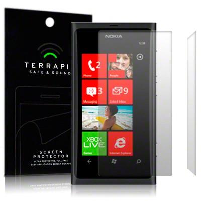 Μεμβράνη Προστασίας Οθόνης Nokia Lumia 800 by Terrapin - 2 Τεμάχια (006-001-087)