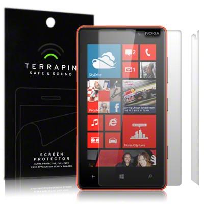Μεμβράνη Προστασίας Οθόνης Nokia Lumia 820 by Terrapin - 2 Τεμάχια (006-001-102)