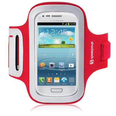Θήκη Μπράτσου Samsung Galaxy S3 Mini by Shocksock(007-002-013) θήκες κινητών