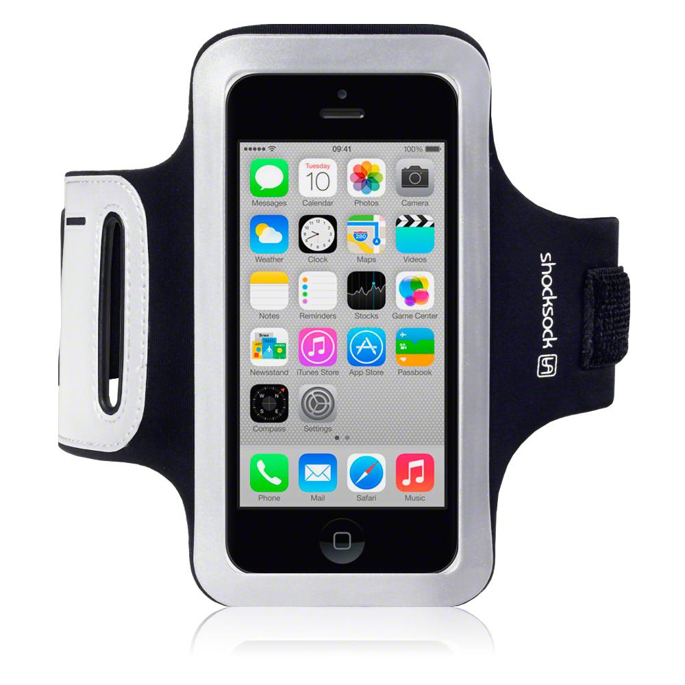 Θήκη Μπράτσου iPhone 5C by Shocksock (007-107-001)