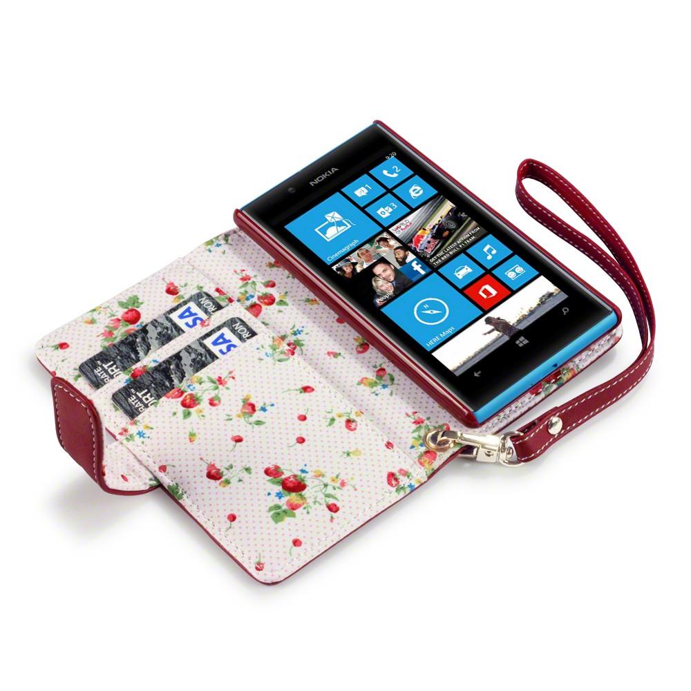Θήκη Nokia Lumia 720 - Πορτοφόλι by Terrapin (117-001-144)