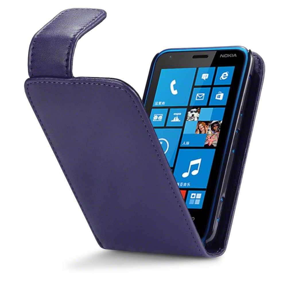 Θήκη Nokia Lumia 620 - Πορτοφόλι by Qubits (117-001-171)