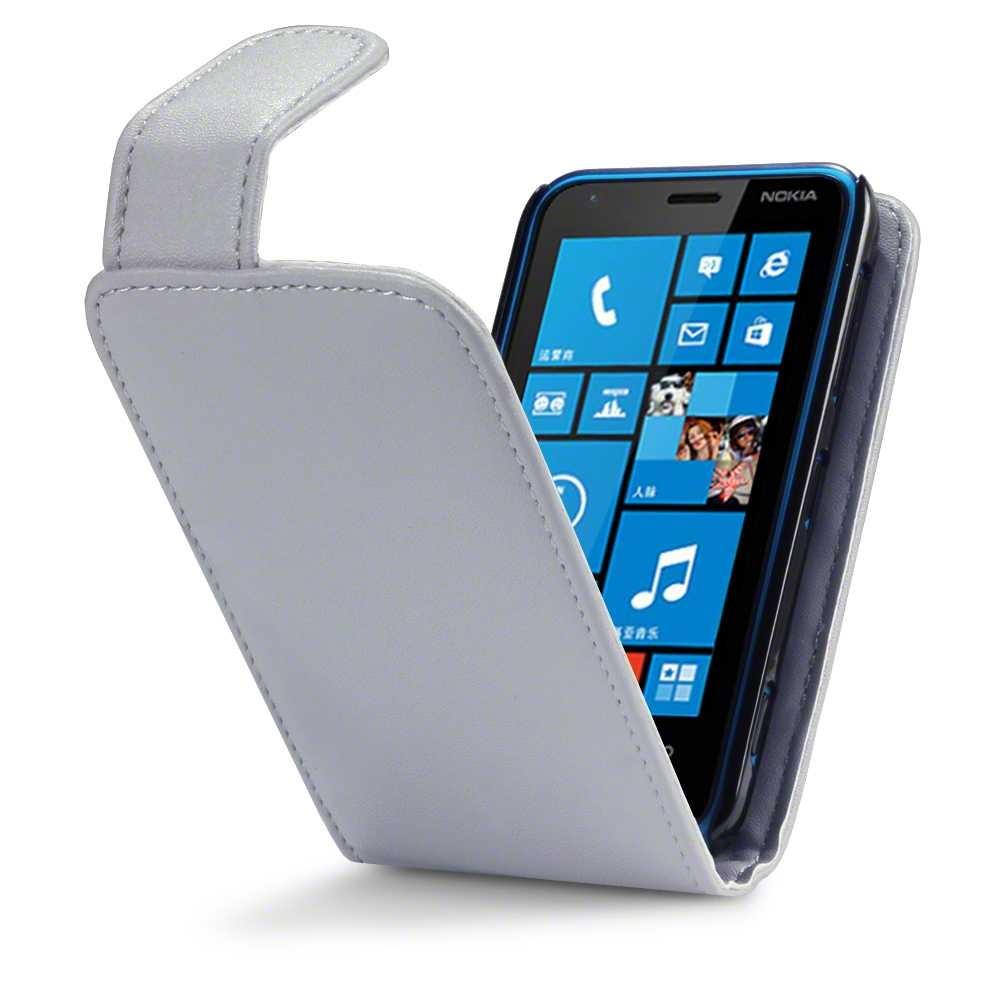Θήκη Nokia Lumia 620 - Πορτοφόλι by Qubits (117-001-176)