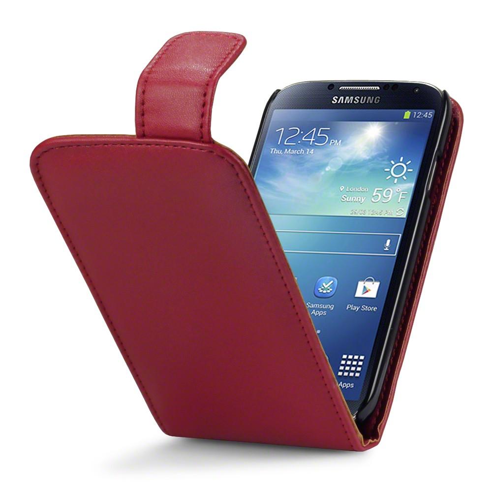 Θήκη Samsung Galaxy S4 - Πορτοφόλι by Qubits (117-002-453)