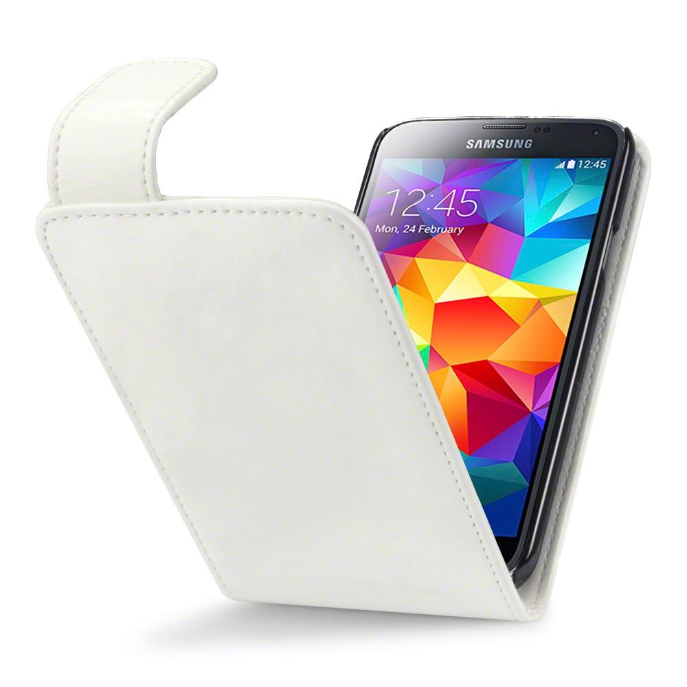 Θήκη Samsung Galaxy S5/S5 Neo - Πορτοφόλι by Qubits (117-002-690)