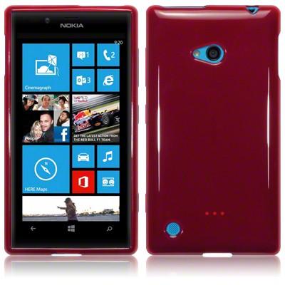 Ημιδιάφανη Θήκη Nokia Lumia 720 by Terrapin (118-001-179)