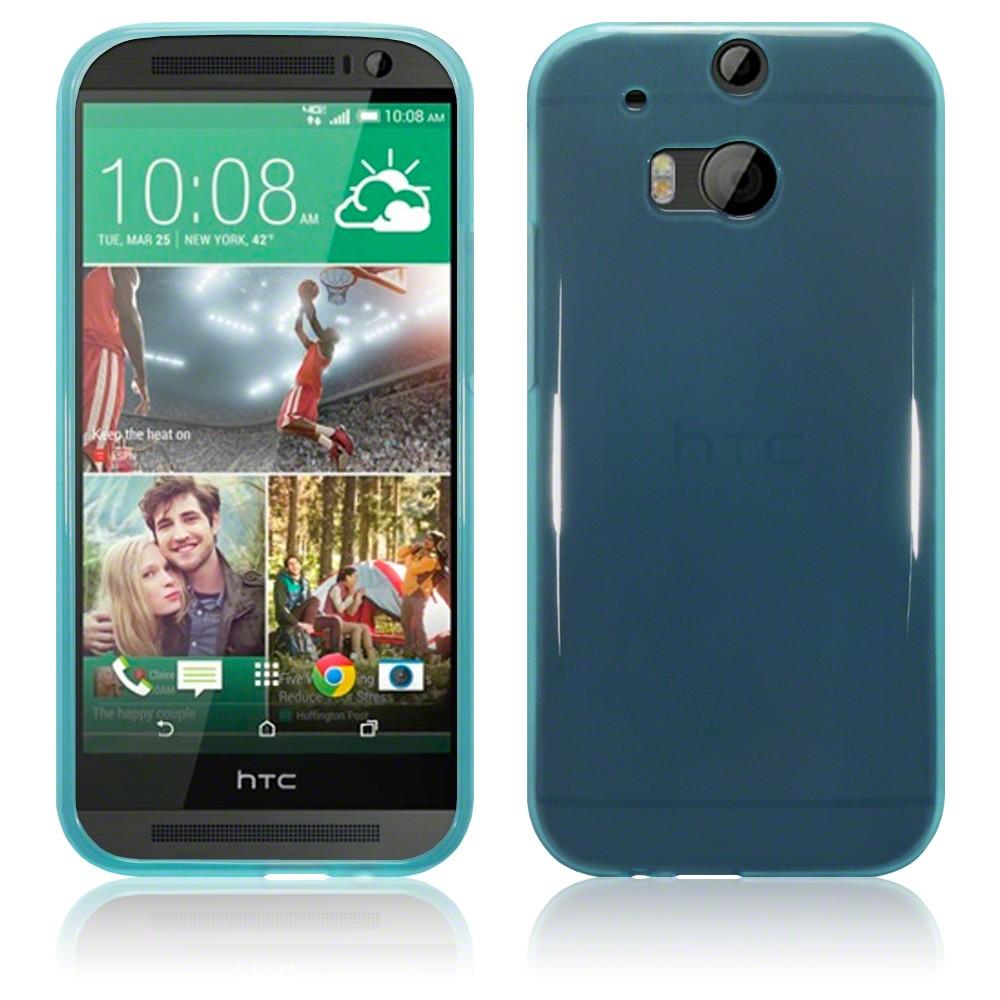 Ημιδιάφανη Θήκη HTC One M8 by Terrapin (118-028-218) θήκες κινητών