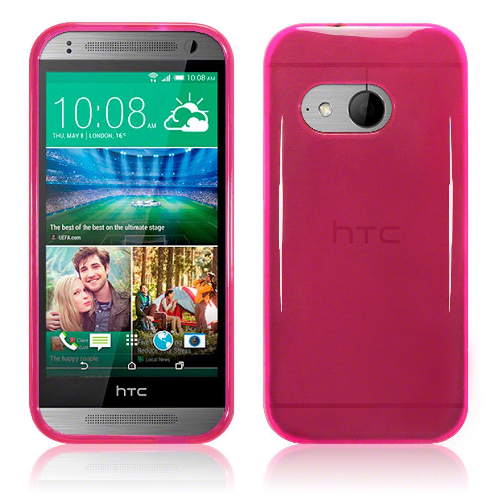 Ημιδιάφανη Θήκη HTC One Mini 2 by Terrapin (118-028-221) θήκες κινητών