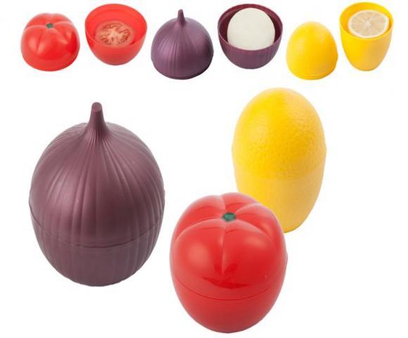 Κουτάκια Αποθήκευσης Λαχανικών gadgets   δώρα