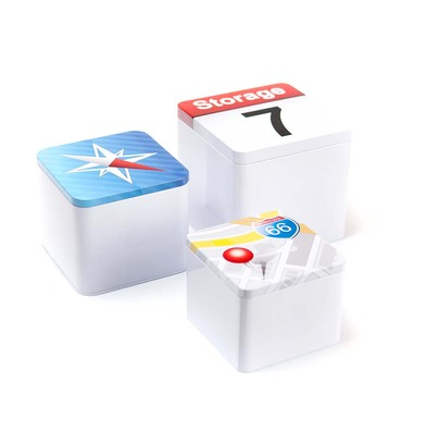 Κουτιά Αποθήκευσης - iBox