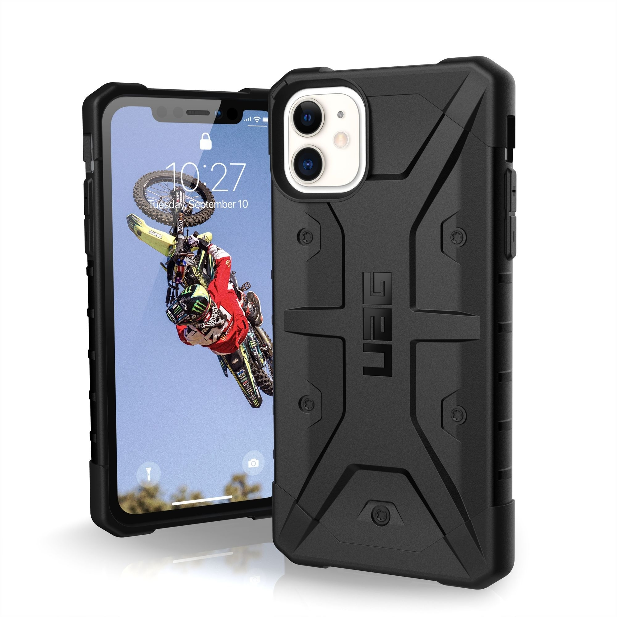 UAG Θήκη Urban Armor Gear Pathfinder Apple iPhone 11 Pro - Black (111717114040)