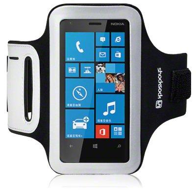 Θήκη Μπράτσου Nokia Lumia 620 by Shocksock (007-001-005) θήκες κινητών