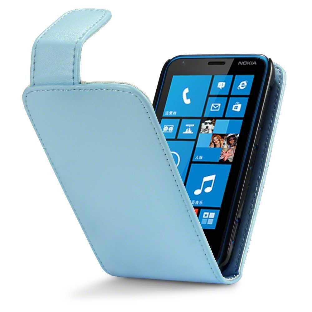 Θήκη Nokia Lumia 620 - Πορτοφόλι by Qubits (117-001-175) θήκες κινητών