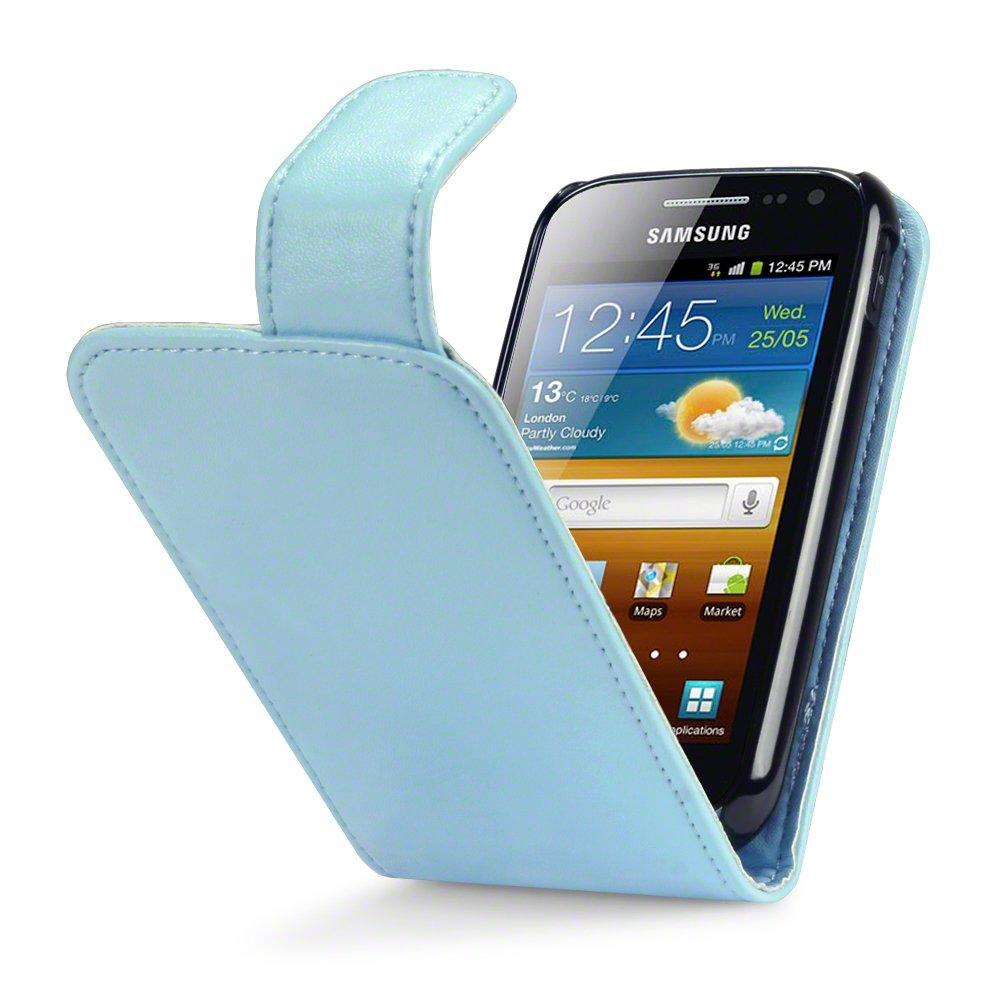 Θήκη Samsung Galaxy Ace 2 - Πορτοφόλι by Qubits (117-002-488) θήκες κινητών