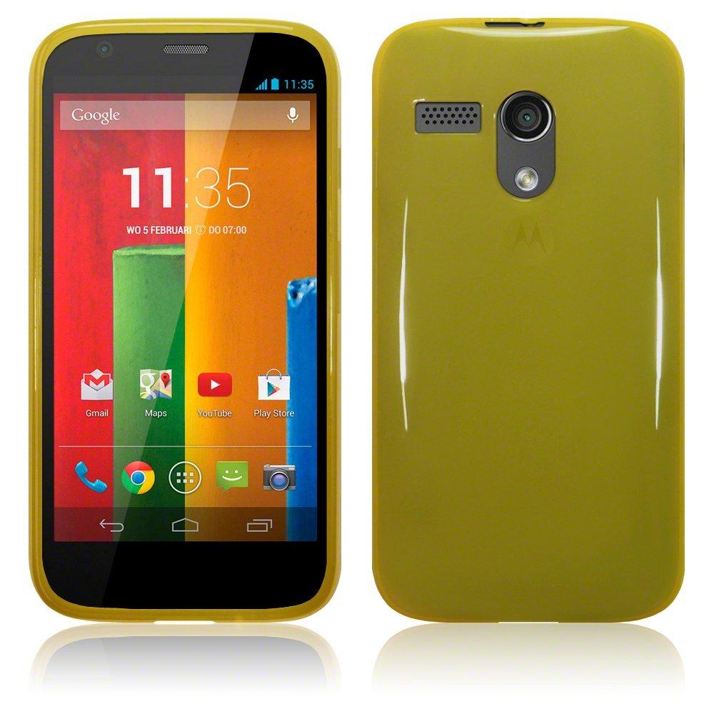 Ημιδιάφανη Θήκη Motorola Moto G by Terrapin (118-003-014) θήκες κινητών