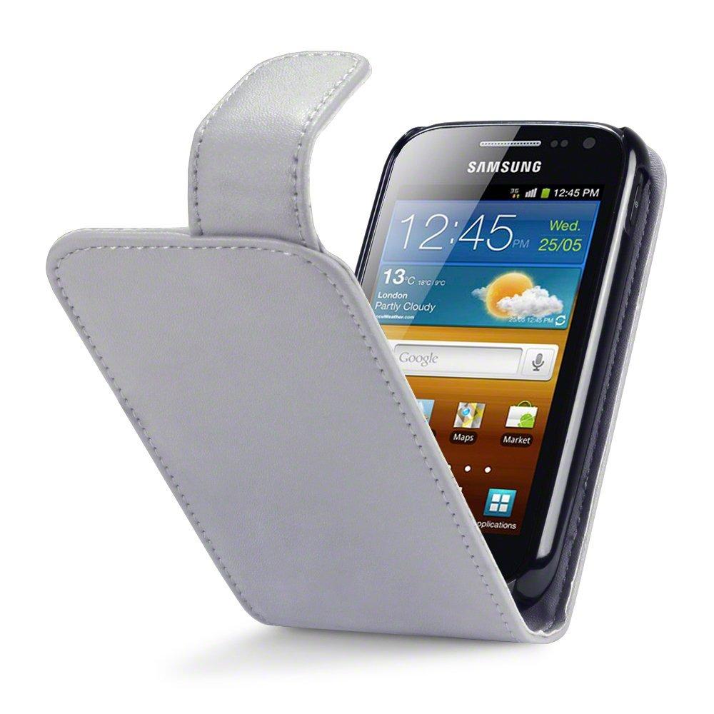 Θήκη Samsung Galaxy Ace 2 - Πορτοφόλι by Qubits (117-002-489)