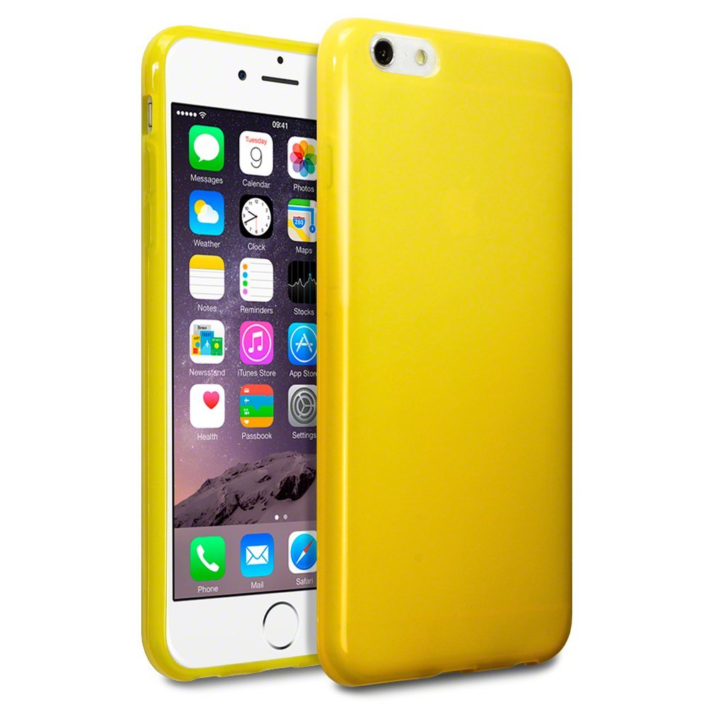 Ημιδιάφανη Θήκη iPhone 6 Plus/6S Plus by Terrapin (118-114-007)