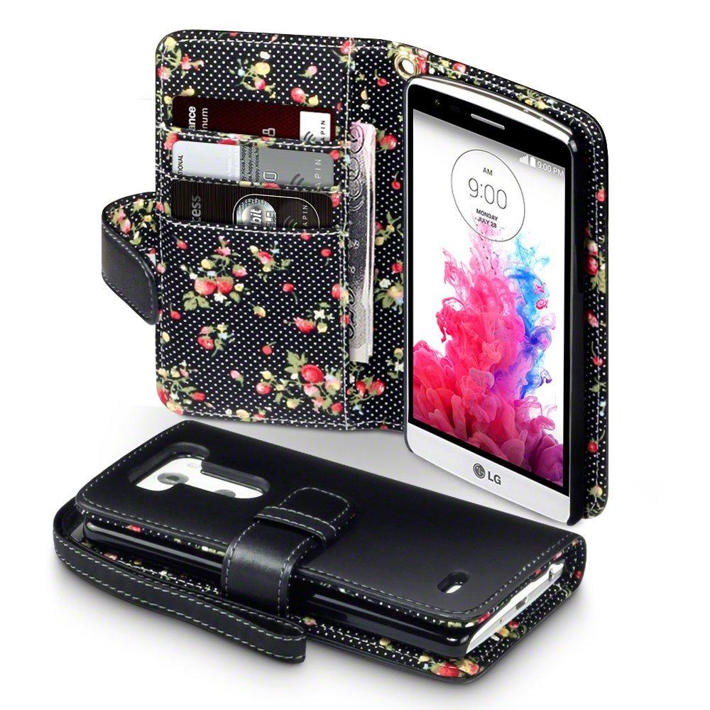 Θήκη LG G3 Mini (S) - Πορτοφόλι by Terrapin (117-014-103) μόδα